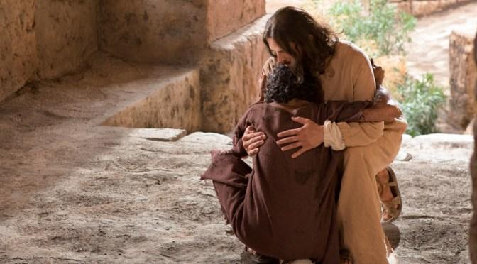 Kom til krammefest med Jesus