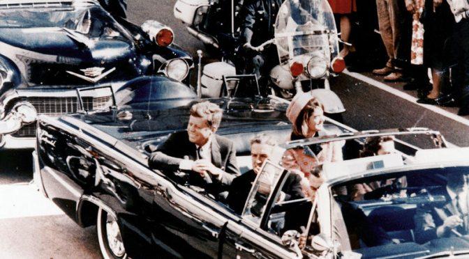 'Konspirationteori' blev skabt som psykologisk våben af CIA i 1967 – sådan gjorde de