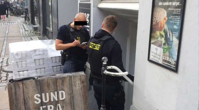 Israels Politi har haft konfiskeret min telefon i over fem måneder nu