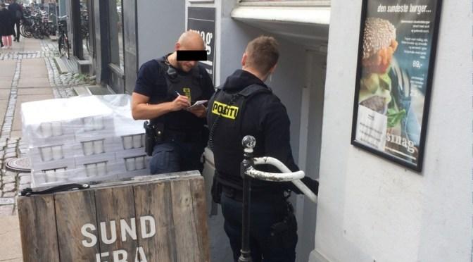 Lad os protestere mod Israels Politi i Danmark
