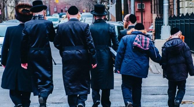 Vi er de nye jøder