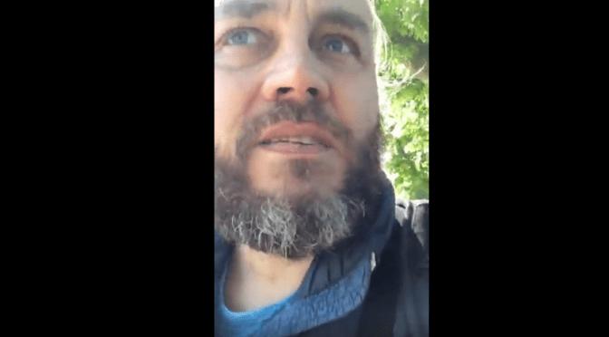 Video: Jeg har besøgt Satans Synagoge og fjendens bevogtere i dag