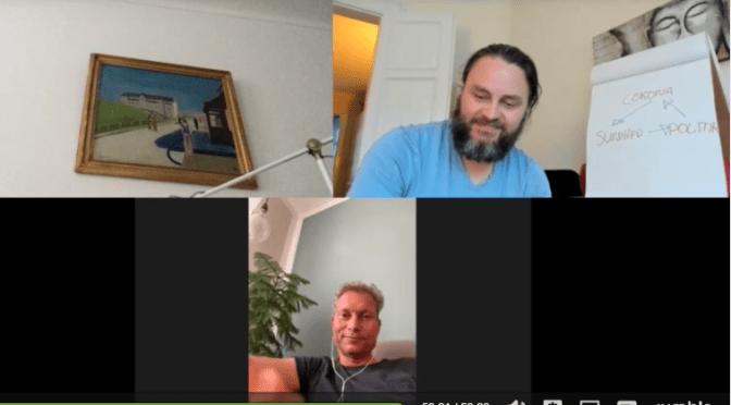 Video af foredraget i går