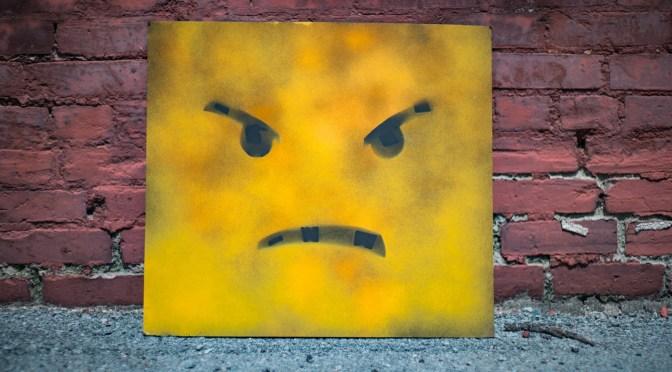 Hvornår har du sidst set fjenden skændes med sig selv? Nej, vel?