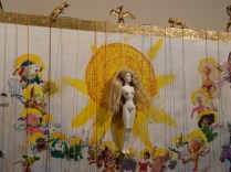 Oltar Uskrsnuća - detalj