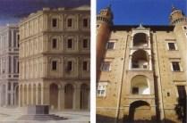 Slika idealnog grada iz Urbina