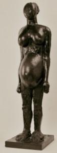 Trudna žena, Vallauris, 1950-59.