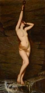 Vlaho Bukovac, Andromeda, oko 1885.-1890.