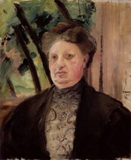 Portret tete Lujke, 1911.