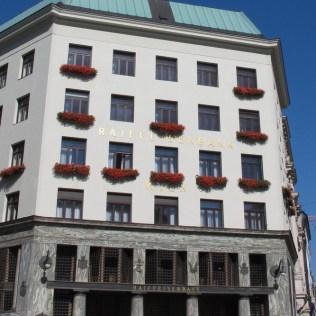 Loos Haus, 1912.
