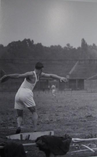 Bacač diska, 1939.