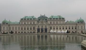 Gornji Belvedere, Johann Lukas von Hildebrandt