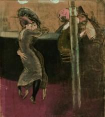 Folies Bergère, 1912.