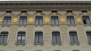 Stambeni blok, br. 38. Otto Wagner