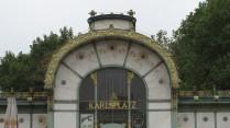 Paviljon na Karlsplatzu, 1898., Otto Wagner