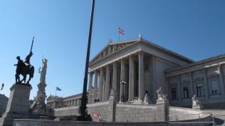 Parlament -1874-1884., Teophil Hansen