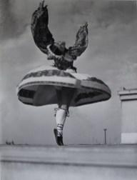 Nevenka Perko iz baleta Djeveruša, 1936.