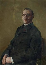 Portret strica Jokice, 1911.