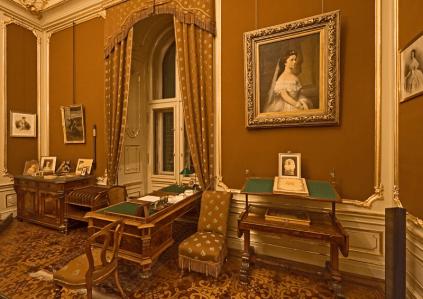 Radna soba Franje Josipa / copyright: Schloss Schönbrunn Kultur- und Betriebsges.m.b.H.