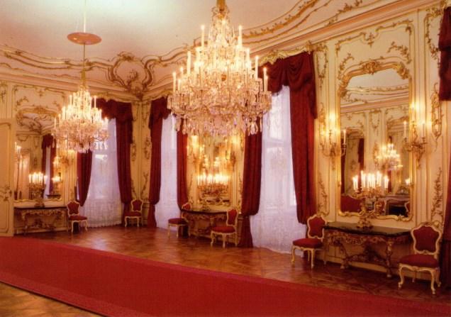 Soba ogledala / copyright Schloss Schönbrunn Kultur und Betriebsges.m.b.H., photo: Edgar Knaack