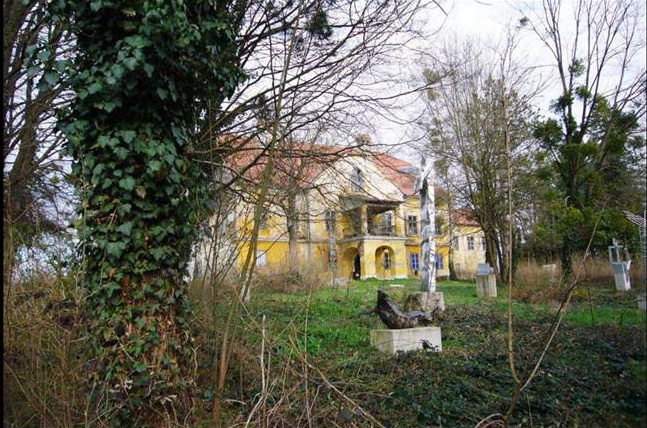 Stanje dvorca Jakovlje, foto: Biserka Šavora