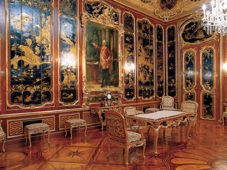 Vieux-Laque soba / copyright: Schloss Schönbrunn Kultur- und Betriebsges.m.b.H.