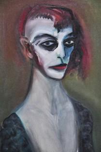 Portret, foto: Emil Fuš