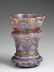 Čaša, Češka, radionica grofa Buquoya, oko 1840., MUO