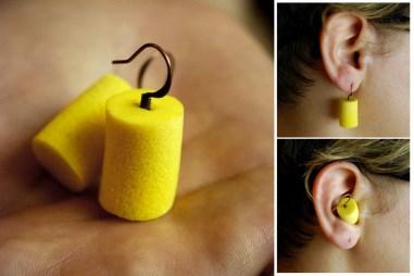 Naušnice/čepići za uši, 2011.