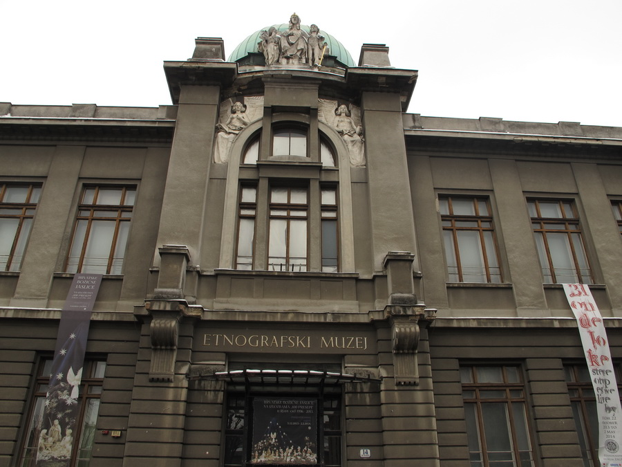 Etnografski muzej, Zagreb