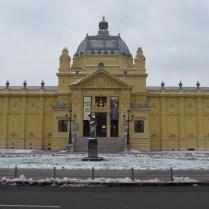 Umjetnički paviljon, Zagreb