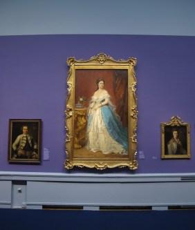 Postav u Umjetničkom paviljonu