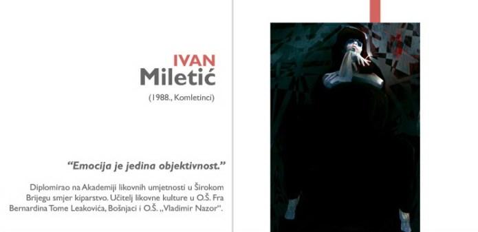 Ivan Miletić - Iz kataloga