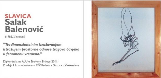 Slavica Salak Balenović - Iz kataloga