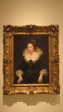 eter Paulus Rubens Lady Aletheia Talbot, 1620.