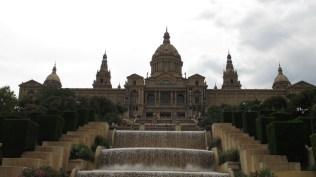 Muzej nacionalne umjetnosti Katalonije fontane