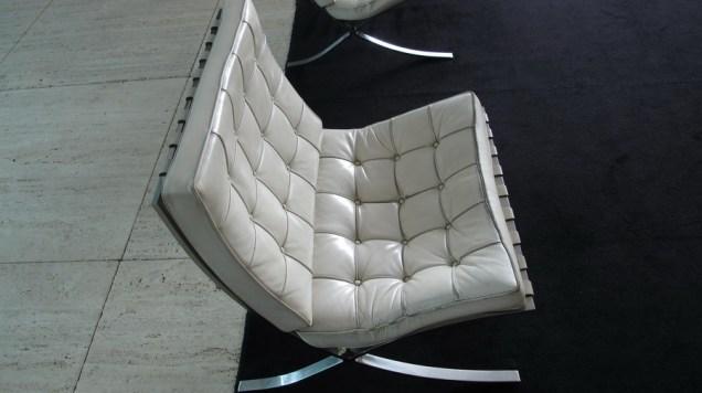Njemački paviljon - Barcelona stolica