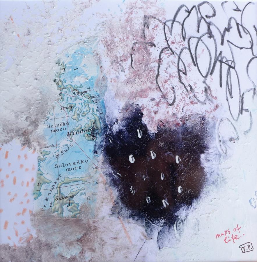 Tatjana Politeo - Maps of life