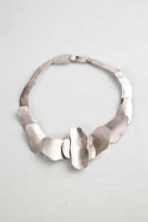 Branka Pavlović - Modul ogrlica (srebro), foto: Mario Majcan