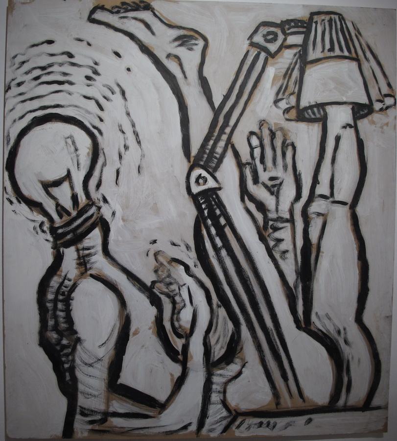 Ciklus Doživljaji - Izlazak iz stolne lampe, 2008./2009.