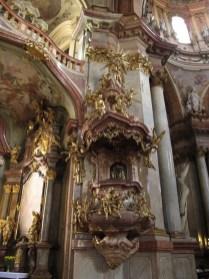 Crkva sv. Nikole - propovjedaonica 1765. izradili Richard i Peter Prachner