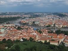Panoramski pogled s Promatračkog tornja