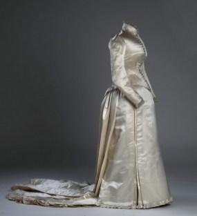 Vjenčanica, izvedba Mde Ebenhöh, Beč, oko 1880., foto: Srećko Budek