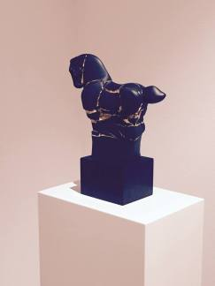 Flaw/Less - Salon International Ar(t)cheval, Saumur, 2015.