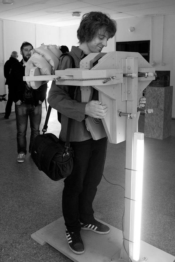 Skulptura za grljenje, foto: Tina Antolić