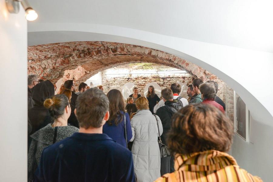 Otvorenje izložbe Fragmentologija u Galeriji osmijeha, foto: Juraj Vuglač