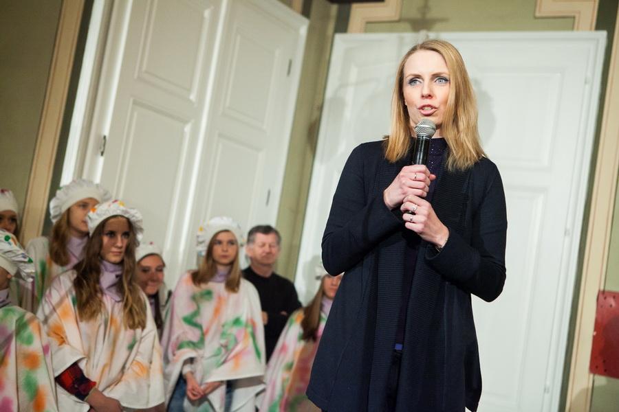 Otvorenje izložbe - Sonja Švec Španjol, foto: Iva Lulić