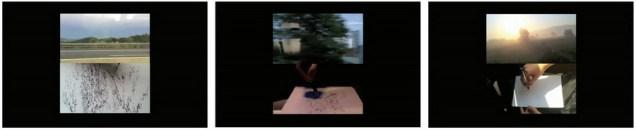 Impulses, 2012., 3 videos 1:30min
