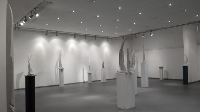 Postav u Galeriji Zvonimir, Zagreb