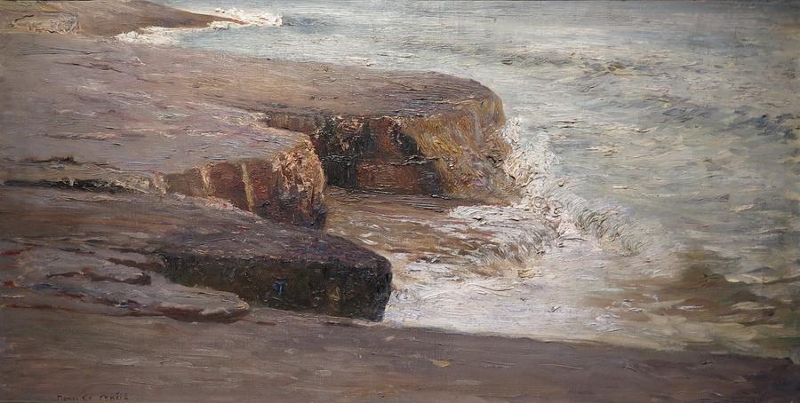 More i obala, oko 1910. - foto: Goran Vranić